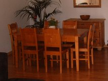Dinning Table Great Deal! in Ramstein, Germany