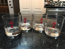 SET OF 4 SEAGRAM'S 7 GLASSES in Algonquin, Illinois