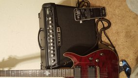 Guitar, Amp, and Pedal in Leesville, Louisiana