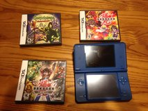 Nintendo DSi XL and three games in Bolingbrook, Illinois