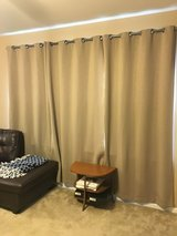 eclipse Round & Round Thermaweave Blackout Window Curtain in Naperville, Illinois