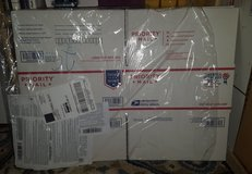 4 APO FPO Large Priority Mail Boxes in Clarksville, Tennessee