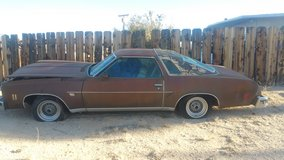 77 Chevrolet Malibu Classic in 29 Palms, California