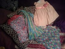 Toddler Girls dresses and romper sz 18 months - 4T in Fort Campbell, Kentucky