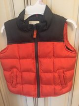Black and Orange Boys Outer Vest - in Glendale Heights, Illinois