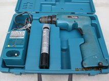 Cordless Makita Drill Battery and Charger in Vacaville, California
