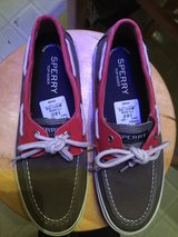 Sperry boat shoes in Bartlett, Illinois