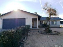 Charming 3 bedroom 2 bath home for sale in 29 Palms, California
