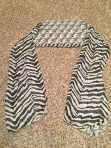 zebra print scarf in Fort Campbell, Kentucky