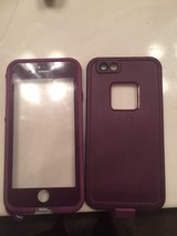 purple lifeproof case in Fort Campbell, Kentucky