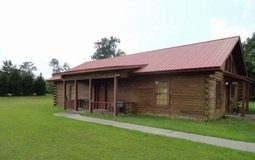 3 Bedroom 2 Full Bathroom Log Cabin Style Home For Rent Or Sale In Rosepine in Leesville, Louisiana