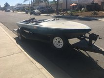 1971 Schuster 16' with trailer with new tires in Camp Pendleton, California