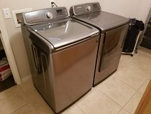 Samsung Washer & Gas Dryer Like NEW in Fort Irwin, California