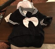 XS Sailor Dog Costume in Shorewood, Illinois