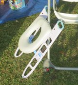 FOLDING POTTY TRAINING LADDER WITH SEAT in Cherry Point, North Carolina