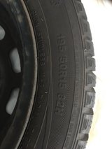 4 Brand New Marshal Izen MW M+S 195/50 R15 82H Winter Tires in Spangdahlem, Germany