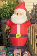 INFLATABLE SANTA CLAUS - 3 FOOT  *PPU evelyn* in Cherry Point, North Carolina