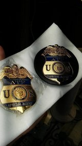Special Agent Badge in Fort Knox, Kentucky