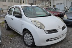 *SALE!* 2006 Nissan March* Excellent Condition, Clean!* Brand New JCI & Road Tax!* in Okinawa, Japan