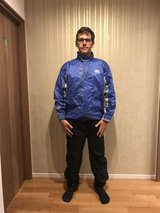 Motorcycle Rain Suit Size LL in Okinawa, Japan