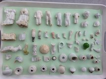 Porcelain parts in Ramstein, Germany