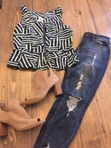 Brand new top w tags size m in Leesville, Louisiana