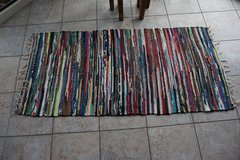 Small multi-colored rug in Baumholder, GE
