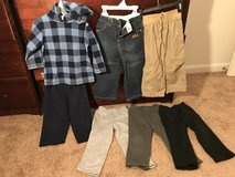 Boys winter clothes size 3T in Belleville, Illinois
