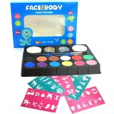 Face and Body Paint Kit for Kids and Adults in Fort Campbell, Kentucky