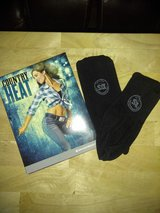 Beachbody Country Heat dance set with dance socks in Fairfield, California