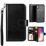 Leather Flip Folio iPhone X Wallet Case in Clarksville, Tennessee