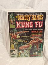 Comic/Magazine: Deadly Hands of Kung Fu in Macon, Georgia