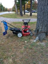 New push mower in Fort Drum, New York