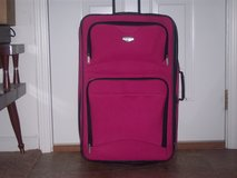 Pink Suitcase in Belleville, Illinois