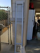 Dog Door for sliding door in Yucca Valley, California