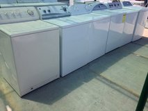 Many Washers and Dryers in Temecula, California