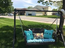 Swing in Fort Drum, New York