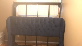 King Size bed and frame in Fort Knox, Kentucky