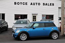 2008 MINI COOPER S ..... ONLY 55,000 MILES....EXCELLENT CONDITION in Fort Drum, New York