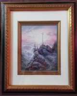 Thomas Kinkade Painting and Frame in Lancaster, Pennsylvania