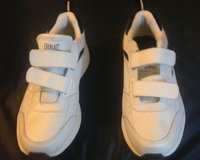 Everlast White Sneakers New! in Fort Eustis, Virginia