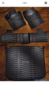 Jeep Grand Cherokee floor mats in Leesville, Louisiana