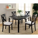 "BRAND NEW! ""URBANO"" COLLECTION 5PC DARK SOLID HEAVY WOOD DINING SET!! in Camp Pendleton, California"