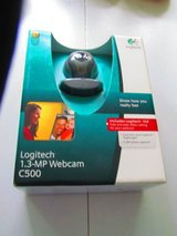 Logitech 1.3-MP Webcam C500 in Lockport, Illinois