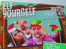 Elf Yourself Photo Props Kit in Lockport, Illinois