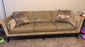 Couch in Fort Gordon, Georgia