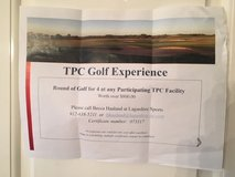 TPC Golf Experience: Round of golf for 4 at any participating TPC facility in Savannah, Georgia