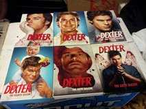 Dexter, seasons 1,2,3,4,5,6 and 7... DVD in Camp Pendleton, California