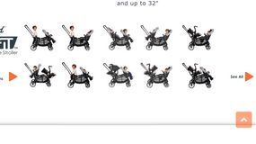 Double stroller in Temecula, California