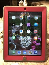 iPad 2 with otter box in Travis AFB, California